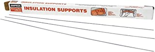 Simpson Strong Tie IS24-R100 24-Inch OC Insulation Supports, 100-Pack