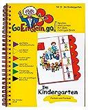 Go, Einstein, go!: Übungsbuch: Im Kindergarten: Farben und Formen (+/-): Das neue Lernsystem: Spielen und Lernen mit der perfekten Selbstkontrolle / ... und Lernen mit der perfekten Selbstkontrolle)