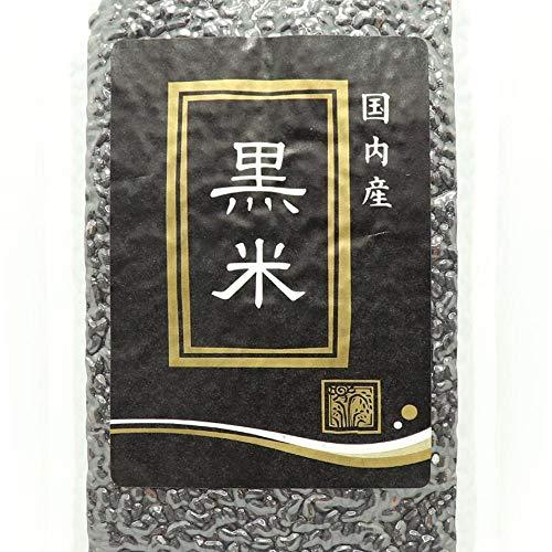 湧川商会 国内黒米150g