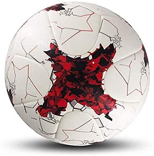 Plztou Balón de fútbol fútbol Adulto para Adultos fútbol 4th Ball Juego de Entrenamiento Bola