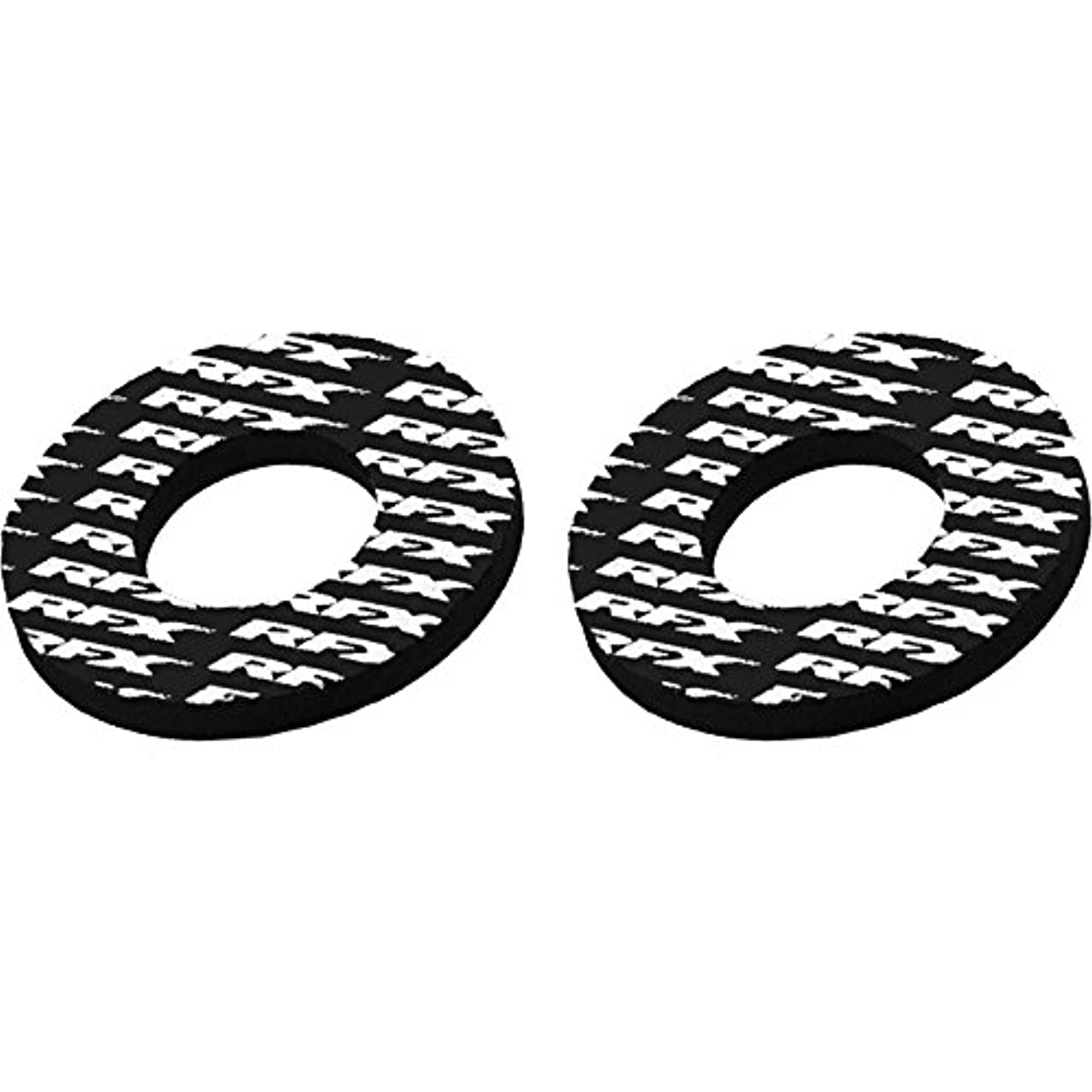 RFX FXHG 90000 00BK Grip Donuts Pair, Black