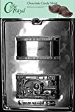 ARMY TANK 3D chocolate candy mold