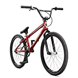 Product Image of the Mongoose Title 24 BMX Race Bike for Beginner or Returning Riders, Featuring...