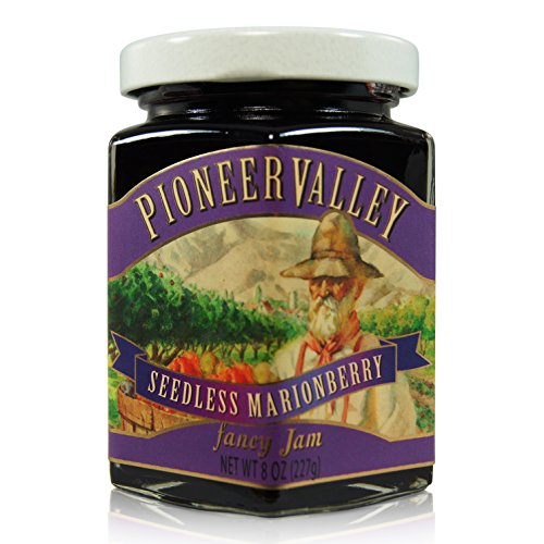 Pioneer Valley Fancy Seedless Marionberry Jam