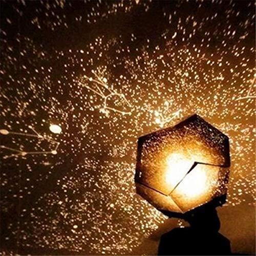Zeagro Proyector Galaxy Star Proyector Luz Noche Cielo estrellado Proyector Constelaciones Lámpara para Niños Fiesta Dormitorio Vacaciones