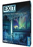 Giochi Uniti- Exit: la Base nei Ghiacci Artici Gioco da Tavolo, Multicolore, GU617