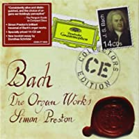 Bach, J.S.: The Organ Works (DG Collectors Edition) by Simon Preston (2010-03-30)