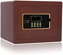 Safe Deposit Boxes Safe Box with Code Safe and Lock Box with Keypad with Keypad for Home, Business Or Travel Jewellery Mon...