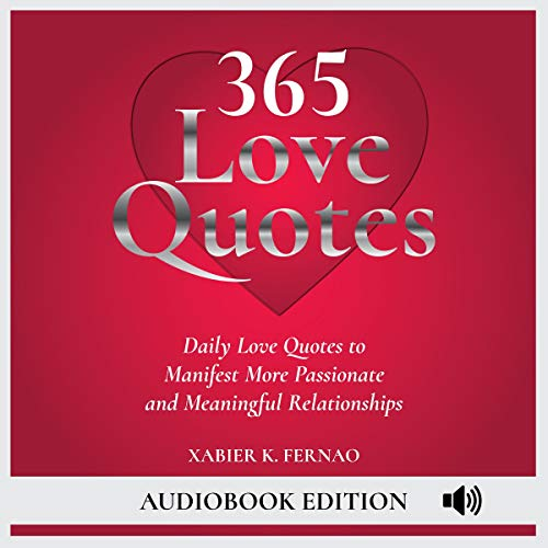 365 Love Quotes cover art