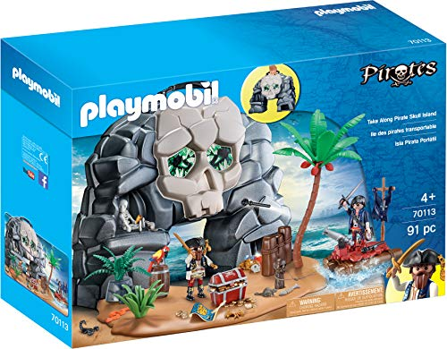 Playmobil 70113 Pirates Pirateneiland met