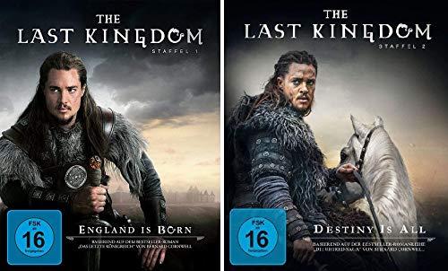 The Last Kingdom - Staffel 1+2 im Set - Deutsche Originalware [6 Blu-rays]