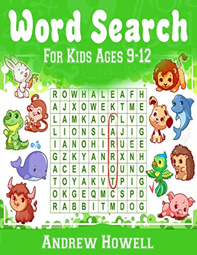 Compare Textbook Prices for Word Search For Kids ages 9-12: Improve Spelling, Vocabulary, and Memory For Kids! Volume 1 1 Edition ISBN 9781725546486 by Howell, Andrew,Word, Arielle,Search, Andy