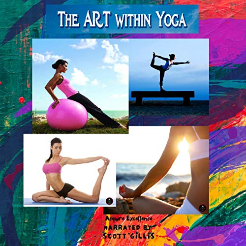 The Art Within Yoga cover art