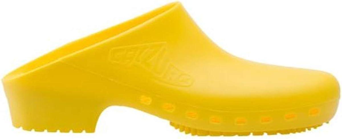 qualit/é professionnelle CE Calzuro Chaussures sanitaires S classiques avec trous lat/éraux