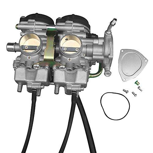 KIPA Carburetor for YAMAHA YFM660R YFM660 Raptor 660R ATV Quad 2001-2005 OEM Part # 5LP-14900-00-00 5LP-14900-20-00 5LP-14900-30-00 Carb Carburetor