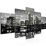 Bilder Frankfurt am Main Stadt Wandbild 200 x 100 cm Vlies