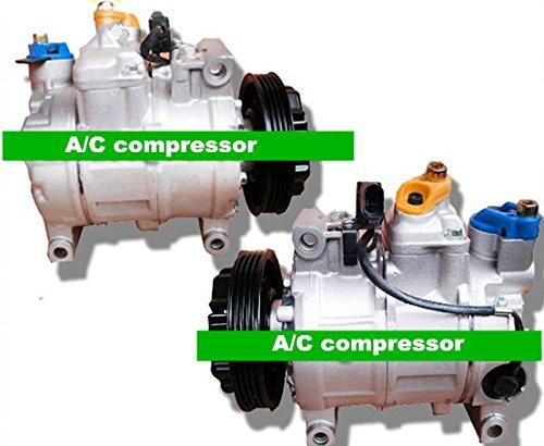 Gowe A/C Kompressor für 6SEU12C A/C Kompressor A42,5A6VW Polo Aircom Kompressor 12V 4Stück 8e0260805C 4b0260805j 8e0260805b 447190–8680Stehleuchte Cosy/447190–9560