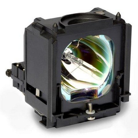 Samsung HL-S5087W TV Assembly Cage with Projector bulb
