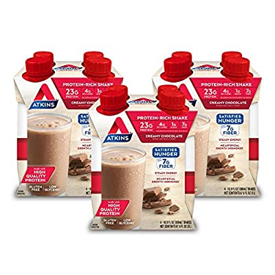 Atkins Meal Size Protein-Rich Shake