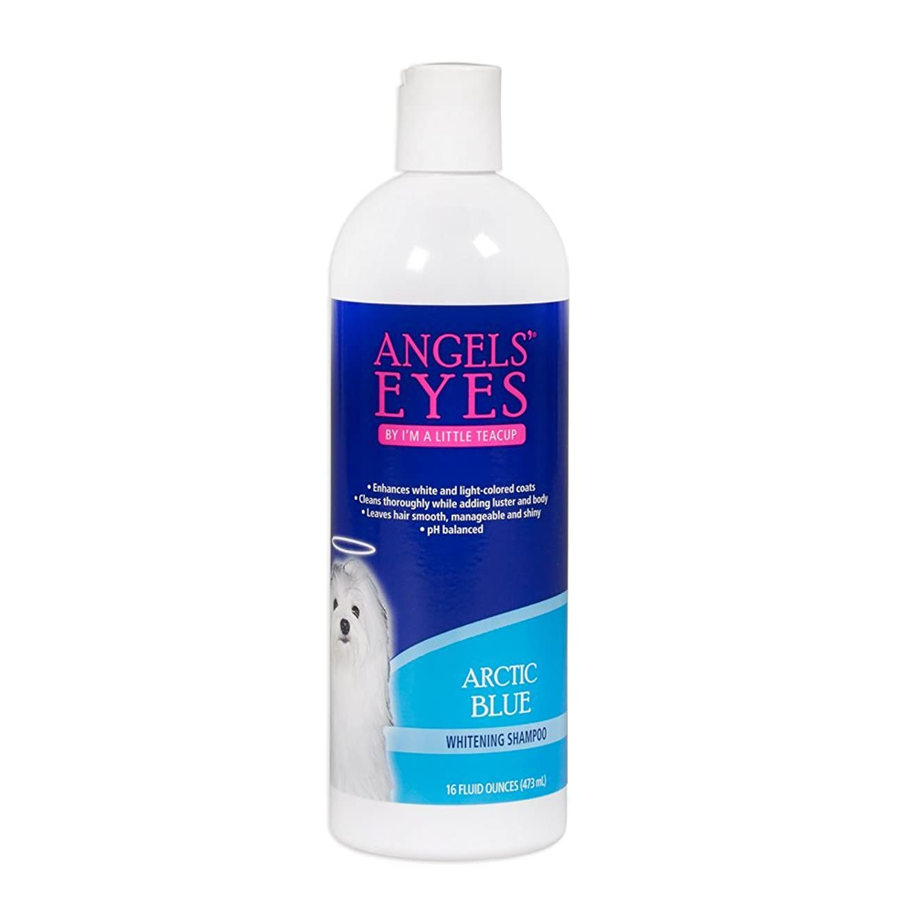 Angels' Eyes Arctic Blue Whitening Shampoo, 16-Ounce