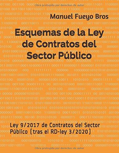 Esquemas de la Ley de Contratos del Sector Público: Ley 9/2017 de Contratos del...