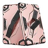 ZHIWEI Tablet PC Etuis Cas de comprimé pour iPad Mini 4, TPU + PC Couvercle de Protection...