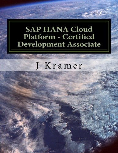 SAP HANA Cloud Platform - Certified Development Associate
