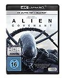 Alien: Covenant (4K Ultra HD) (+ Blu-ray) [Blu-ray]