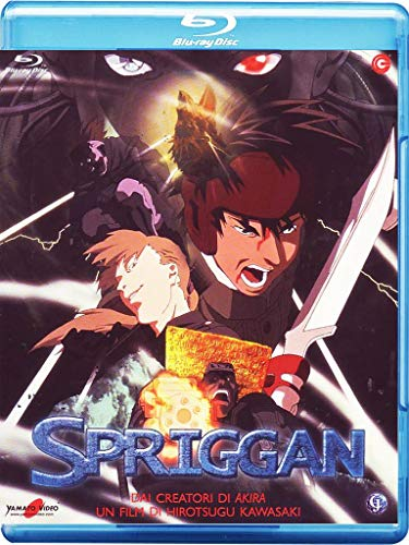 Spriggan (Blu-Ray) [Import]