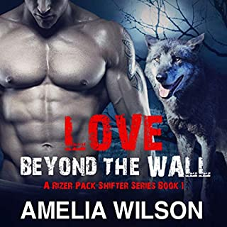 Love Beyond the Wall audiobook cover art