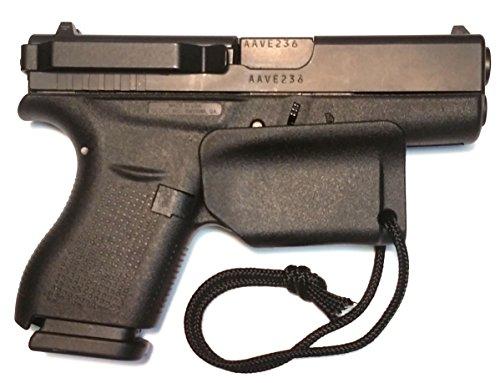 ClipDraw Gun Belt Clip and Trigger Sheath Trigger Guard Bundle for Glock (42 - .380)