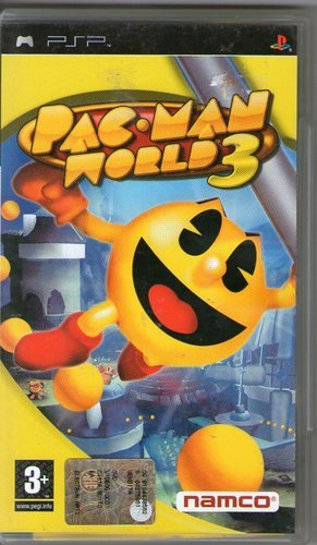 PAC MAN WORLD 3 PSP