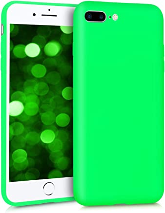coque iphone 8 plus vert fluo