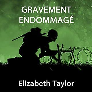 Gravement Endommagé audiobook cover art