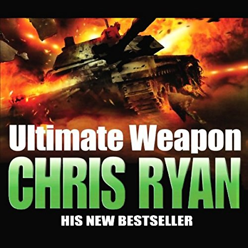 Ultimate Weapon audiobook cover art