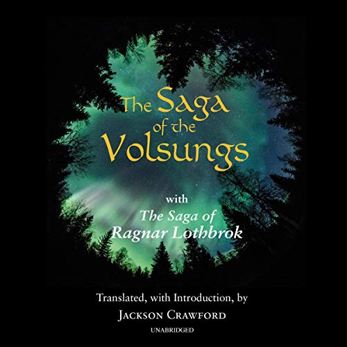 The Saga of the Volsungs audiobook cover art