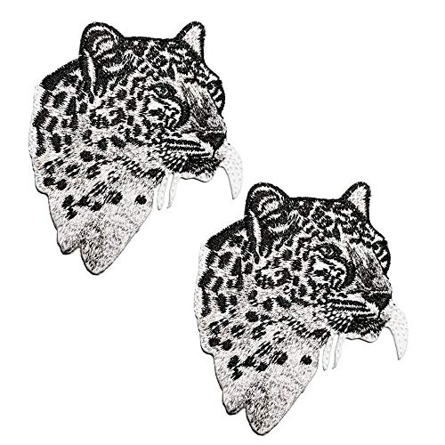 2 Pack Delicate Embroidered Patches…