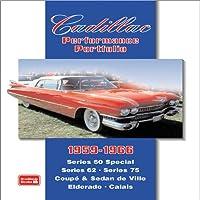 Cadillac 1959-1966 Performance Portfolio