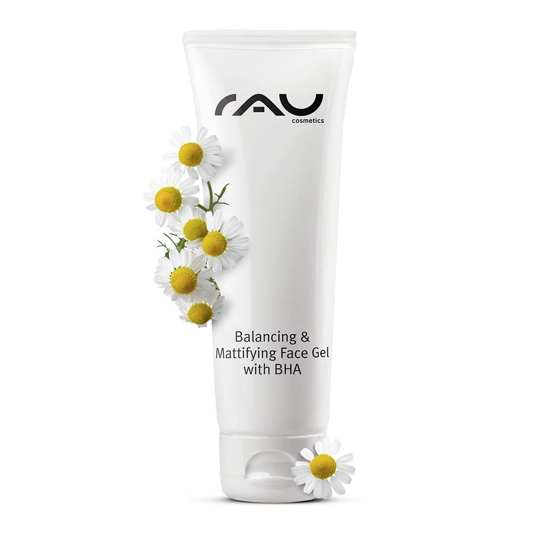RAU Balancing Mattifying Excellence Face Gel Safety and trust with 2.54 75ml BHA - oz