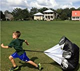 LucaSng Speed Training Resistance Parachute 48' Inch Sports Power...