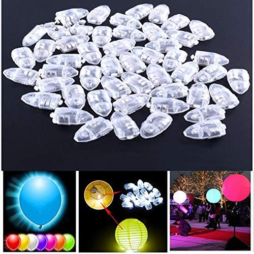 10pcs LED Globos de luz de lámpara de la decoración por orbes Globos de Boda cumpleaños decoración Decoraciones del Partido de los niños Globos de Aire Decor.Q