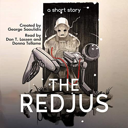 The Redjus cover art