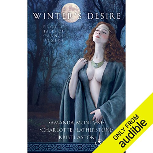 Winter's Desire audiobook cover art