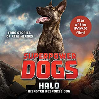 Superpower Dogs: Halo cover art