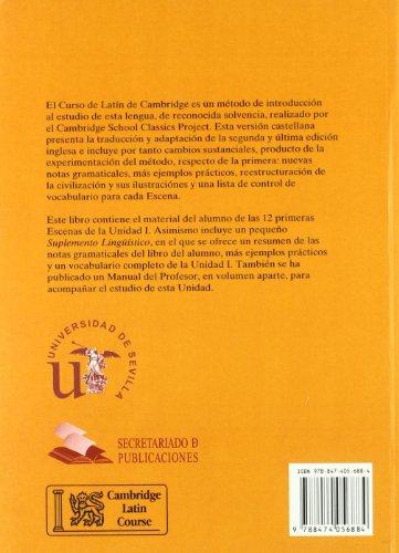 Curso de Latín de Cambridge Libro del Alumno Unidad I:...