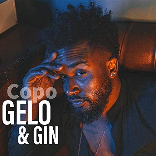 Copo, Gelo e Gin.