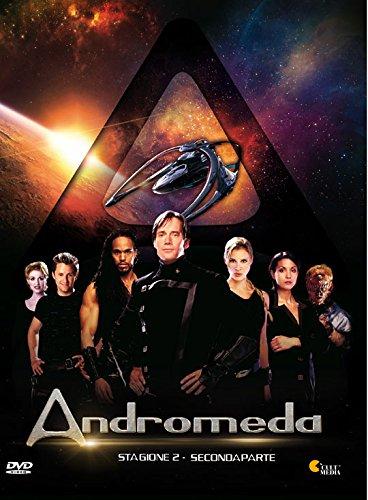Andromeda - Stagione 02 #02 (4 Dvd)
