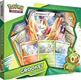 Pokemon 728192511868 TCG: Galar Collection Grookey Box | 4 Booster Pack