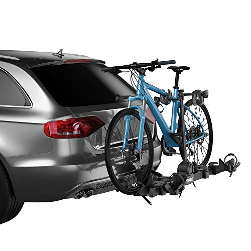 Thule DoubleTrack Pro 2 Hitch Bike Rack One Color, 2'