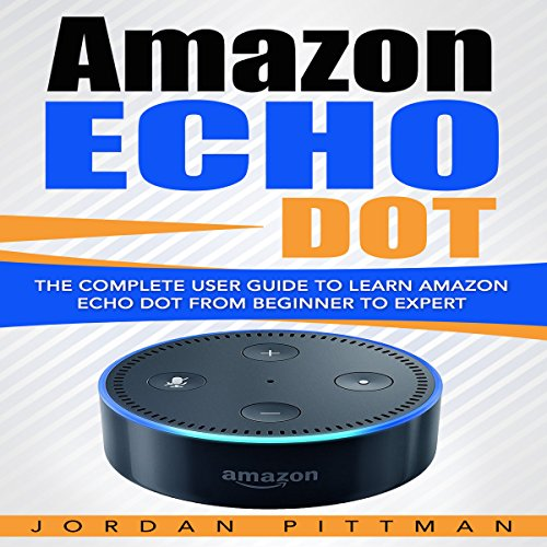 Amazon Echo Dot cover art